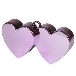 Pink Double Heart - 170g