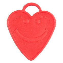 Heart Balloon Weight - 100g
