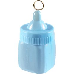 Baby Bottle Blue Balloon Weight - 80g