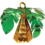 Palm Tree Balloon Weight - 170g