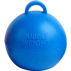 Blue Bubble Weight - 35g
