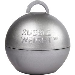 Silver Bubble Weight - 35g