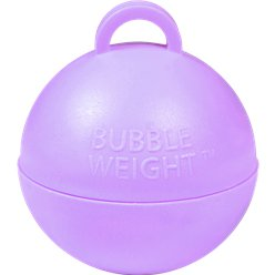 Lilac Bubble Weight - 35g