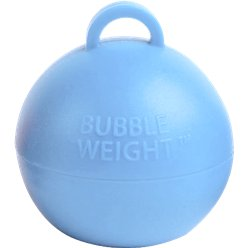 Baby Blue Bubble Weight - 35g