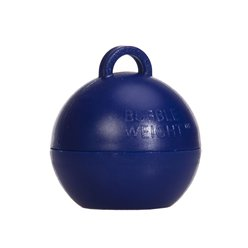 Navy Blue Bubble Weight - 35g