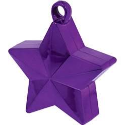 Purple Star Weight - 168g