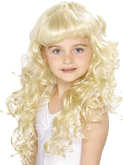 Blonde Princess Wig