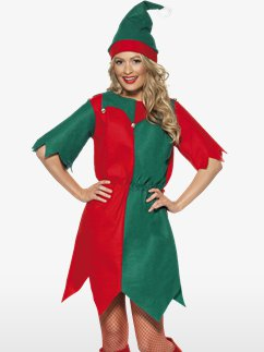 Elf Tunic Dress