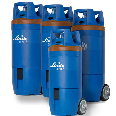 Rent Helium Gas for Businesses