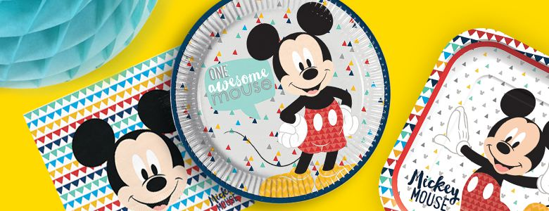 Mickey Awesome Party Supplies