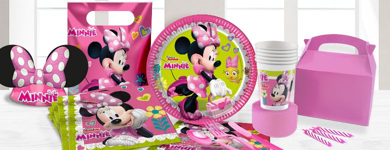 Minnie's Happy Helpers Party Supplies