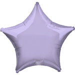 Pastel Lilac Star Balloon - 19