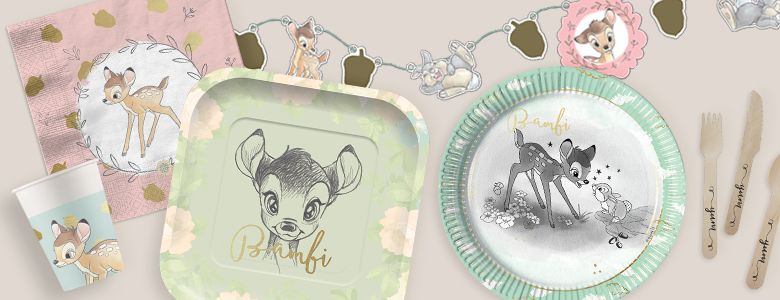Bambi Party Supplies