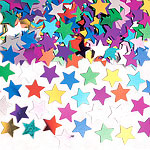 Multi-coloured Stars Table/Invite Confetti