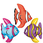 Inflatable Tropical Fish - 15cm