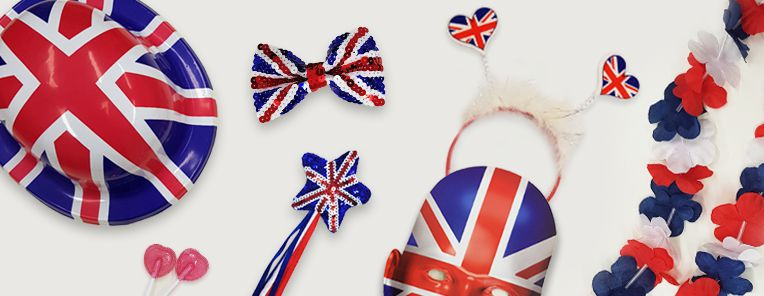 Royal Wedding Accessories