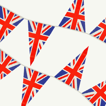 Union Jack Decorations