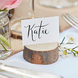 Place Cards & Holders