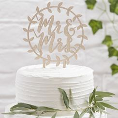 Wedding Cake Accessories