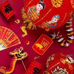 Chinese New Year: 5th February