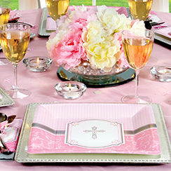 Communion Blessings Pink