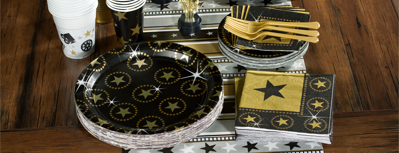 Star Attraction Hollywood Party Supplies