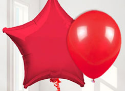Red Balloons