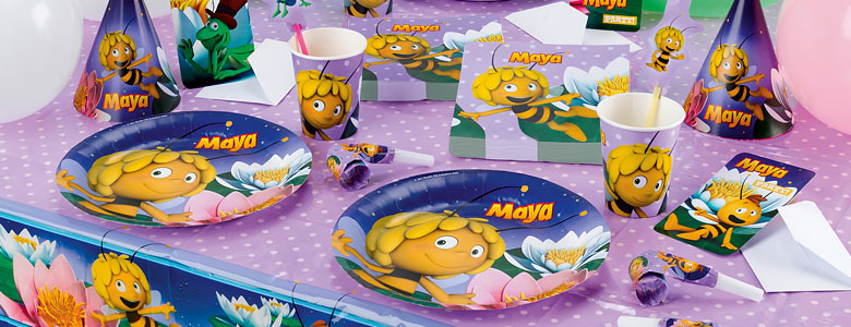Maya The Bee Party Supplies