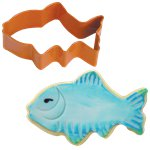 Fish Cookie Cutter