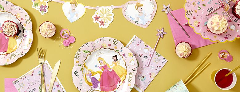True Princess Party Supplies