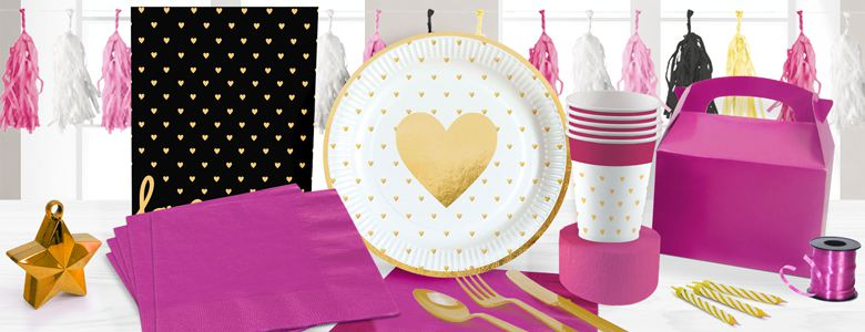 Everyday Love Party Supplies