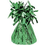 Green Foil Balloon Weight - 170g